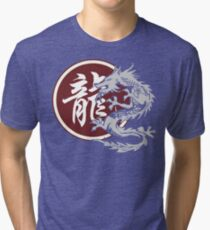 Year of The Dragon Tri-blend T-Shirt