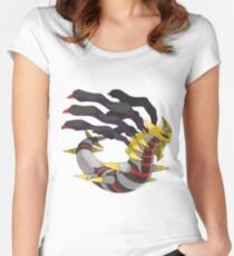 Giratina Women's Fitted Scoop T-Shirt