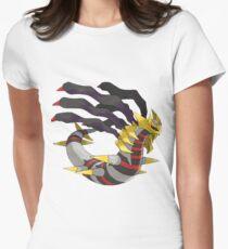 Giratina Womens Fitted T-Shirt