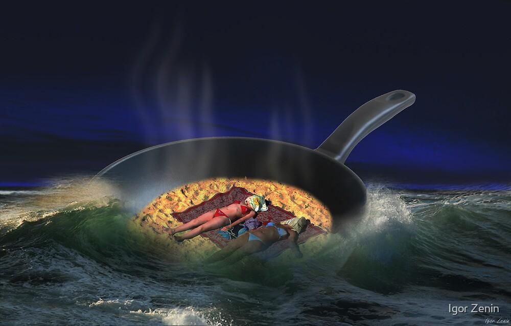 Frying Pan by Igor Zenin