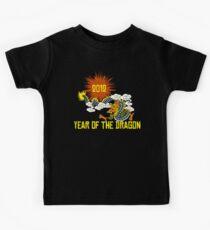 Year of The Dragon 2012 Kids Tee