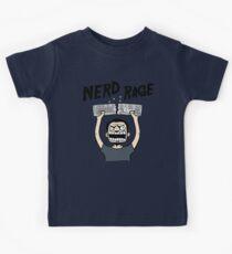 Nerd Rage Kids Tee