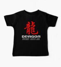 Chinese Zodiac Dragon Characteristics Baby Tee