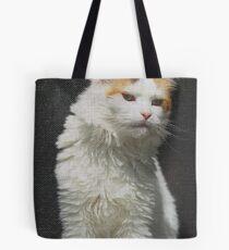 Screen Cat Tote Bag
