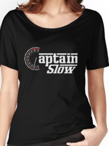 Top Gear - James May - Captain Slow Women's Relaxed Fit T-Shirt