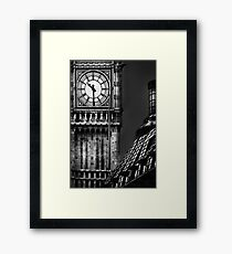 All in a Day's Work [Print & iPad Case] Framed Print