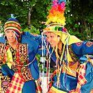 Viva Bolivia by Daidalos