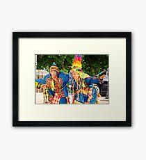 Viva Bolivia Framed Print