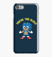 8Bit Sonic iPhone Case/Skin