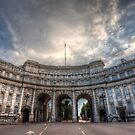 Admiralty Arch by Conor MacNeill