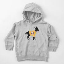 Kobe GOAT Toddler Pullover Hoodie
