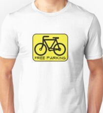 Free Parking Unisex T-Shirt