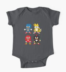 Sonic and Friends Kids Clothes