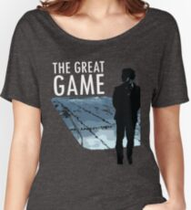 The Great Game Women's Relaxed Fit T-Shirt