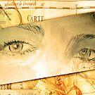warm eyes by DreaM