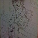 Harajuku Girl by pensereiffel