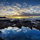 Rock pool.  by DaveBassett