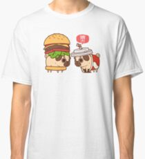 Puglie Burger and Drink Classic T-Shirt