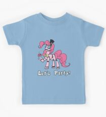 My Little Pony - MLP - FNAF - Pinkie Pie Animatronic Kids Clothes