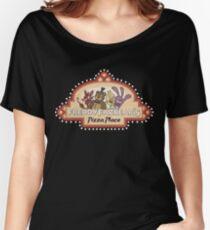 Five Nights at Freddy's - FNAF - Freddy Fazbear's Logo Women's Relaxed Fit T-Shirt