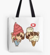 Puglie Froyo and Ice Cream Tote Bag