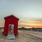 The End of the Line - Wallangarra Qld Australia by Beth  Wode