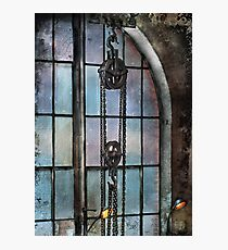 Steampunk - Gear - Importance of Industry  Photographic Print