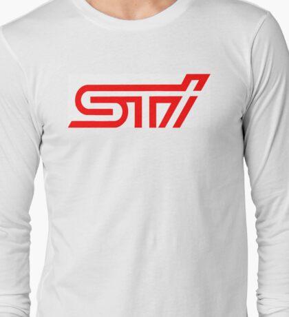 Subaru STI Long Sleeve T-Shirt