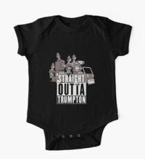 Straight Outta Trumpton Kids Clothes