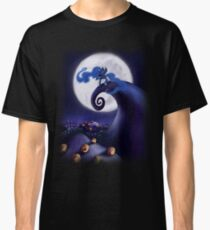 My Little Pony - MLP - Nightmare Before Christmas - Princess Luna's Lament Classic T-Shirt