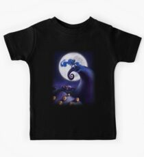 My Little Pony - MLP - Nightmare Before Christmas - Princess Luna's Lament Kids Tee