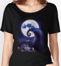My Little Pony - MLP - Nightmare Before Christmas - Princess Luna's Lament Women's Relaxed Fit T-Shirt