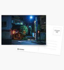 Tokyo Neighborhood Postcards