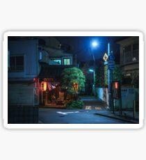 Tokyo Neighborhood Sticker
