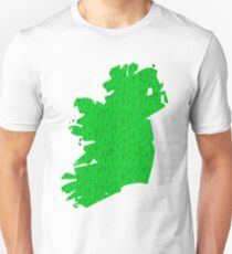 Eire full of happy smiling people Unisex T-Shirt