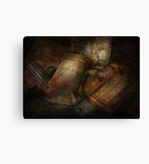 Doctor - WWII Emergency Med Kit Canvas Print