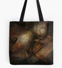 Doctor - WWII Emergency Med Kit Tote Bag