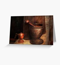 Pharmacy - Luxury Tools  Greeting Card