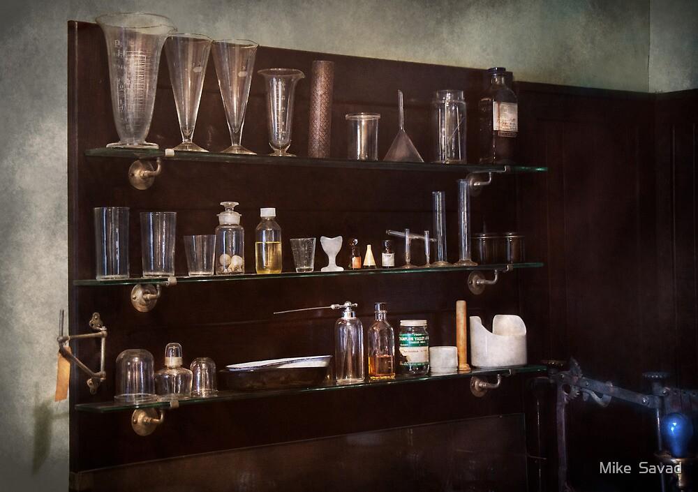 Chemist - The Scientist  by Michael Savad