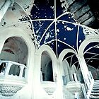 Boundless Blue ~ Chateau Noisy by Josephine Pugh
