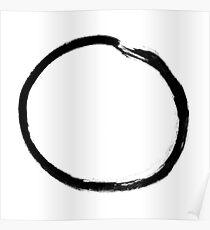 moon (haiga V) Poster
