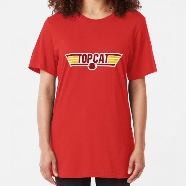 TOP CAT Slim Fit T-Shirt
