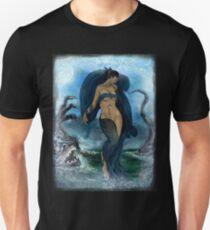 MY PRECIOUS BEAST! art decco pin up tee Unisex T-Shirt