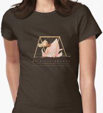 Me & the kraken - Swing Women's Fitted T-Shirt