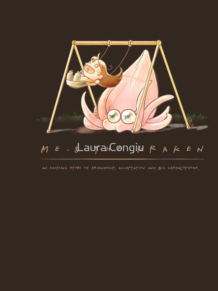 Me & the kraken - Swing by laurawho