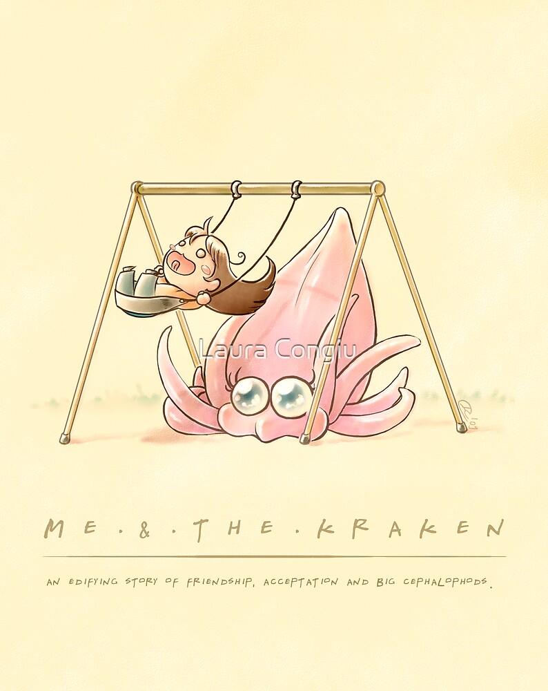 Me & the kraken by Laura Congiu
