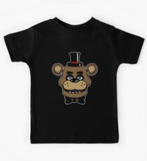 Five Nights at Freddy's - FNAF - Freddy Fazbear  Kids Tee