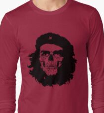 Che of the Dead Revolución de la Muerte Long Sleeve T-Shirt
