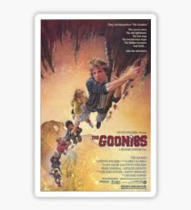The Goonies Sticker