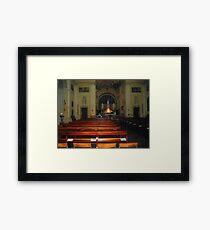 St. Mark the Evangelist  Framed Print